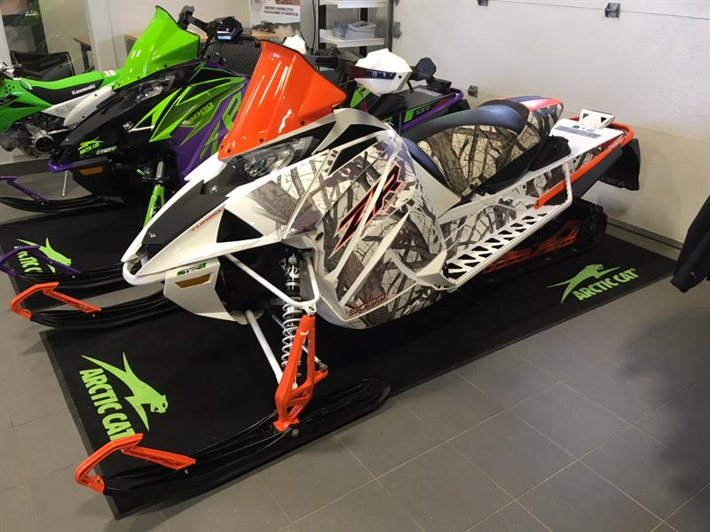 Arctic Cat ZR 9000 2017