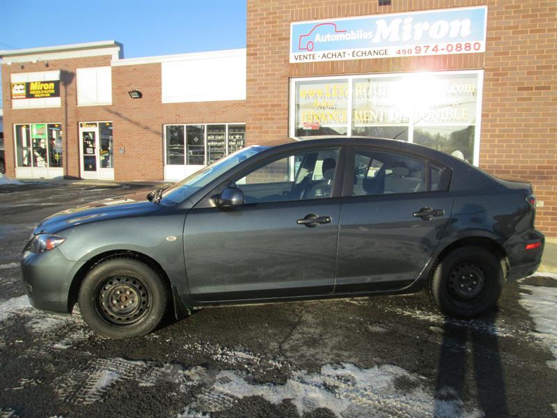 Mazda MAZDA3 2009 4dr Sdn #020119