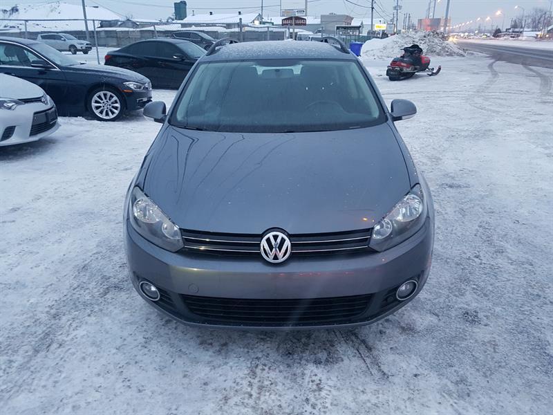 Volkswagen Golf Wagon 2014 Diesel TDI + Bluetooth + CRUISE *54$ / SEM*  #494