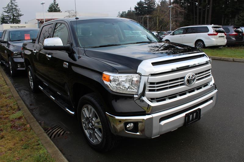 2015 Toyota Tundra 4WD Crewmax 146 5.7L Platinum #12312A