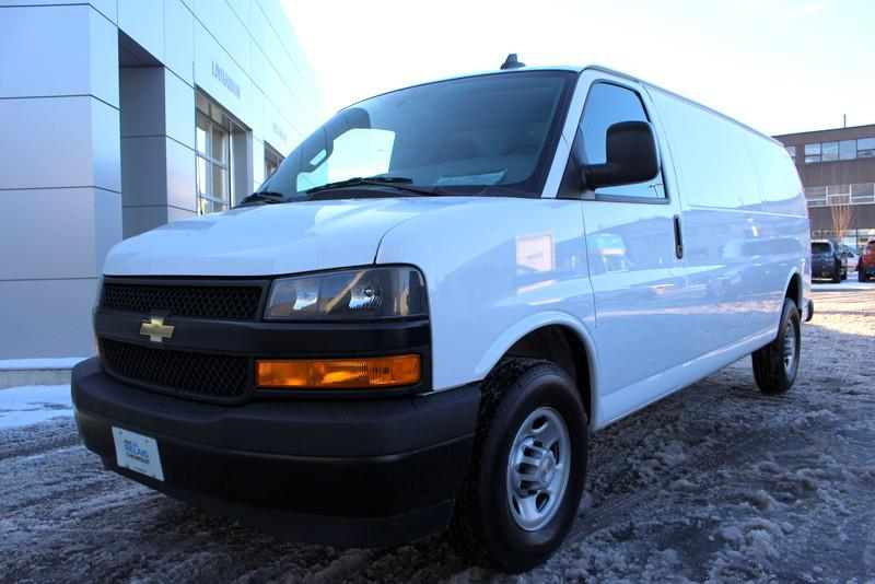 Chevrolet Express Cargo Van 2018 RWD 2500 155 #82946