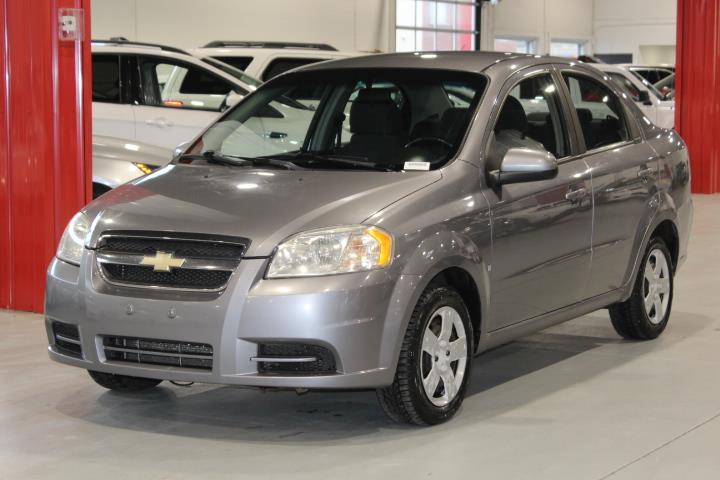 Chevrolet Aveo 2009 LS 4D Sedan #0000000689