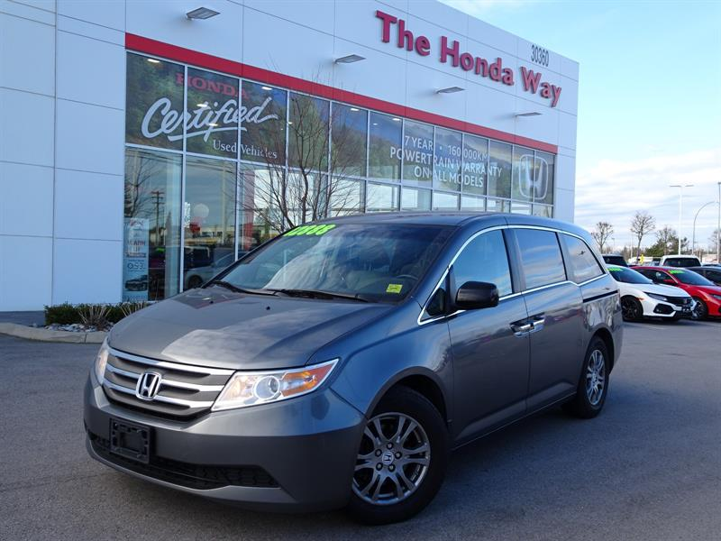 2012 Honda Odyssey EX - BLUETOOTH, B/U CAMERA, POWER SLIDING DOORS #P5265A