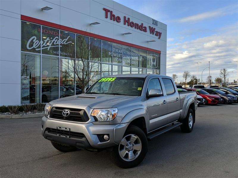 2015 Toyota Tacoma TRD SPORT #18-711a