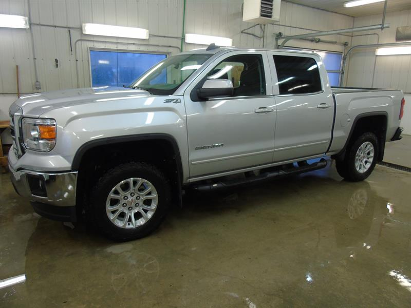2015 GMC Sierra 1500 SLE Kodiak, IntelliLink 8 Colour Touchscreen #18-227A