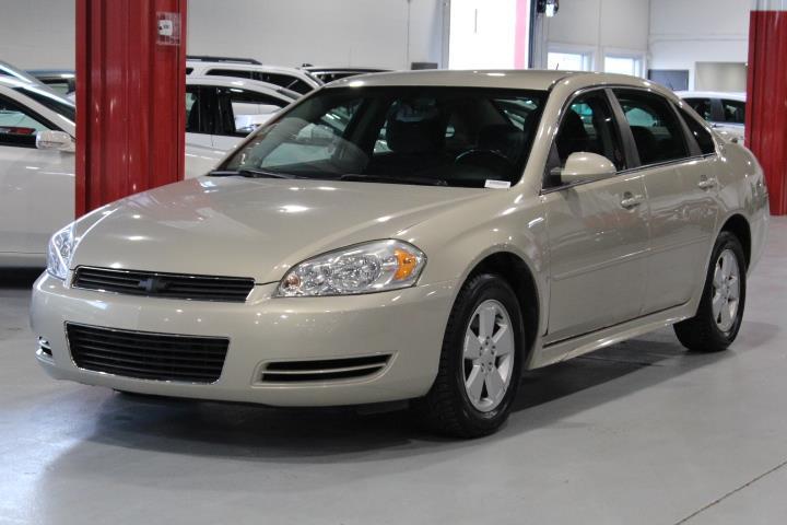 Chevrolet Impala 2009 LS 4D Sedan #0000001040