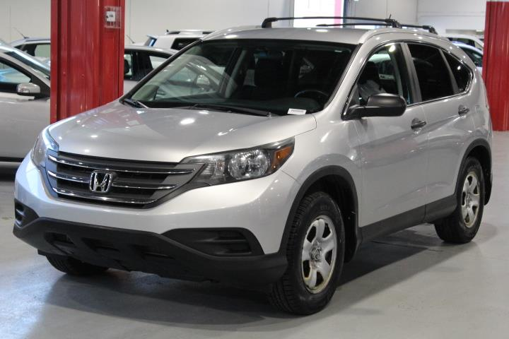 Honda CR-V 2012 LX 4D Utility 2WD #0000001111