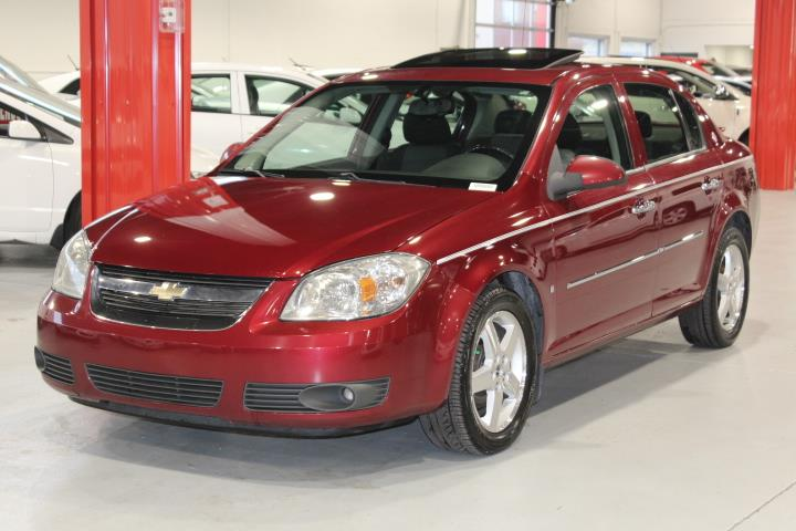 Chevrolet Cobalt 2009 LT 4D Sedan #0000001221