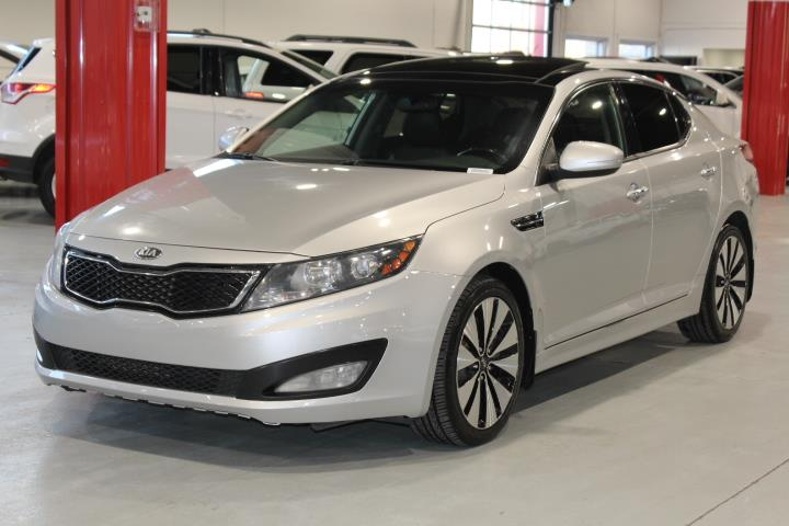 Kia Optima 2013 SX TURBO 4D Sedan at #0000001265