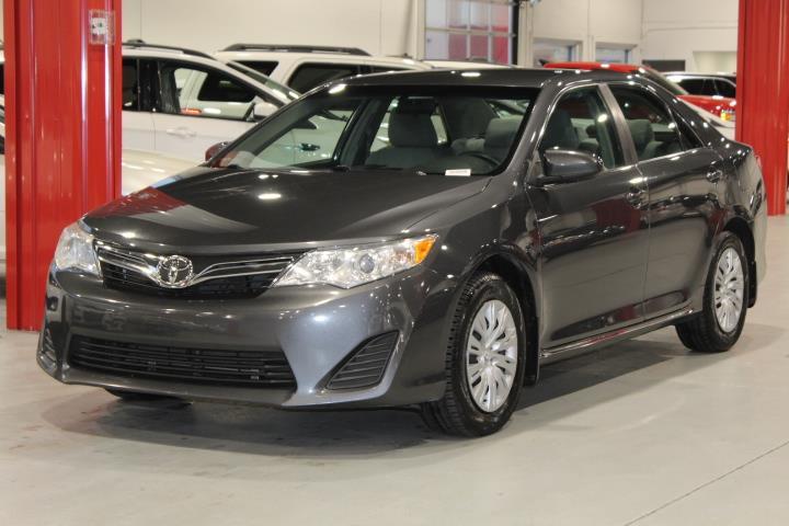 Toyota Camry 2012 LE 4D Sedan #0000001277