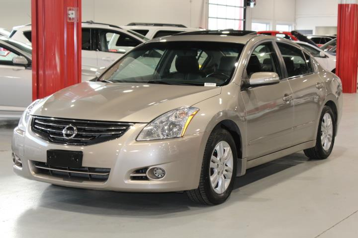 Nissan Altima 2012 SL 4D Sedan at #0000001318