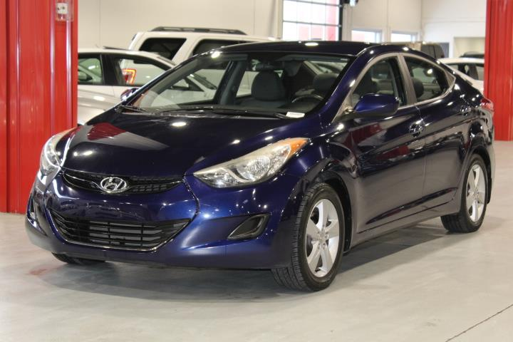 Hyundai Elantra 2011 GL 4D Sedan at #0000001330