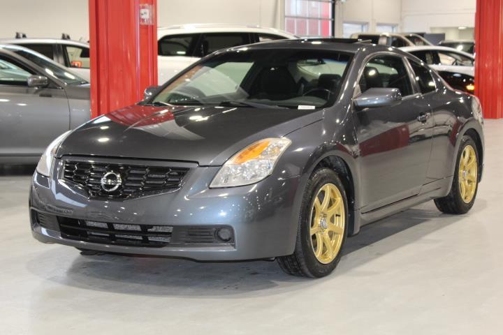 Nissan Altima 2009 SE 2D Coupe #0000001352