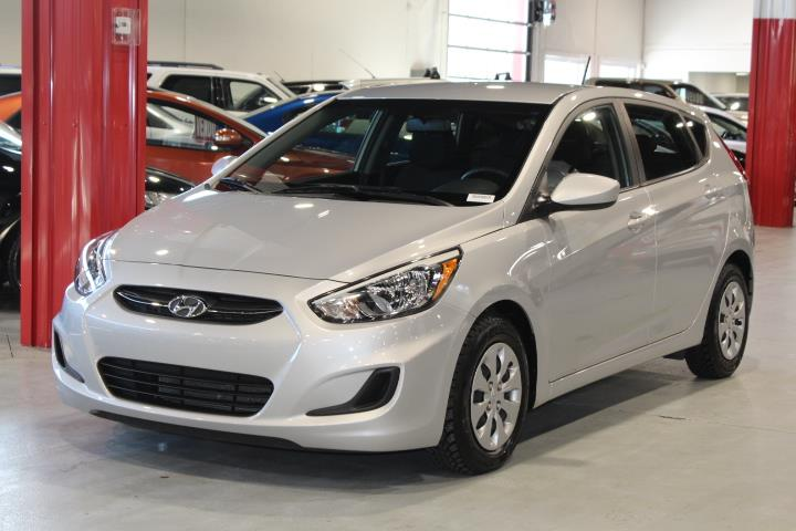 Hyundai Accent 2016 LE 5D Hatchback at #0000001357