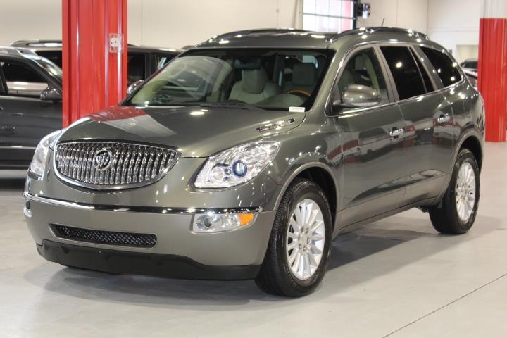 Buick Enclave 2011 CXL 1SB 4D Utility FWD #0000001376