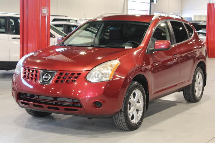 Nissan Rogue 2008 S 4D Utility AWD #0000001421
