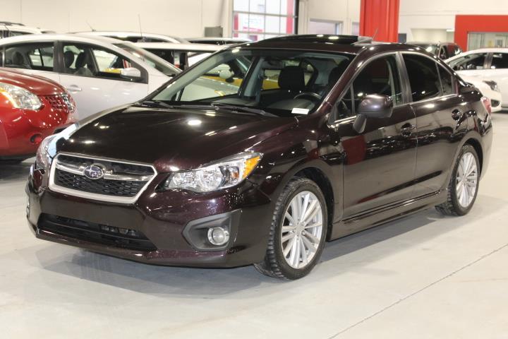Subaru Impreza 2012 TOURING 4D Sedan 5sp #0000001435