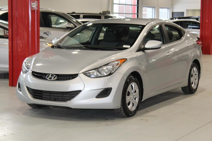 Hyundai Elantra 2013 GL 4D Sedan at #0000001436