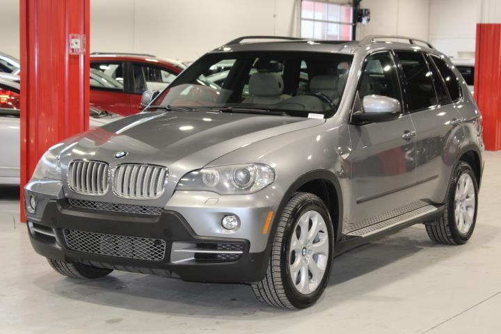 BMW X5 2008 4D Utility 4.8i #0000001440