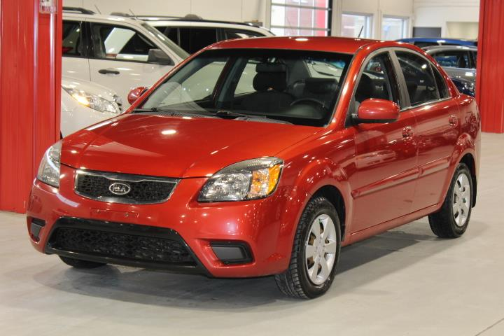 Kia Rio 2011 EX 4D Sedan at #0000001455