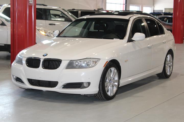BMW 3 Series 2011 323I 4D Sedan #0000001461