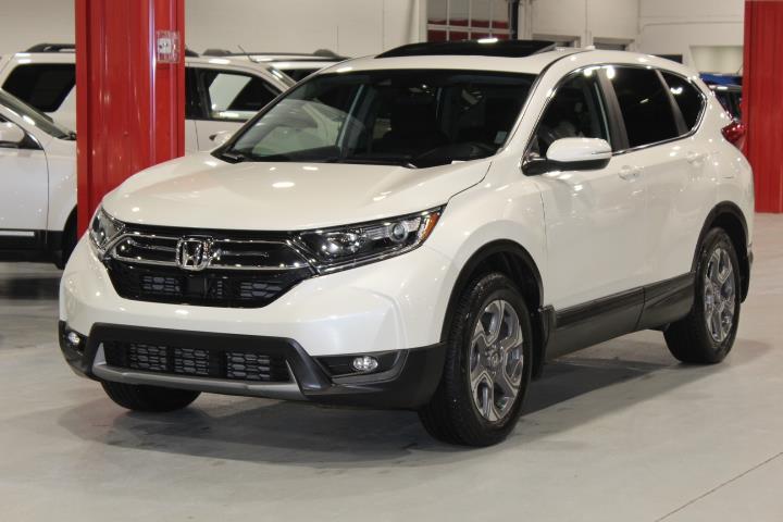 Honda CR-V 2018 EX 4D Utility 4WD #0000001463