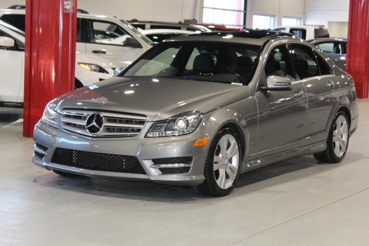 Mercedes-Benz C-Class 2012 C300 4D Sedan 4MATIC #0000001471