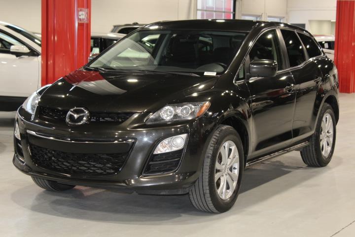 Mazda CX-7 2012 GS 4D Utility AWD #0000001483