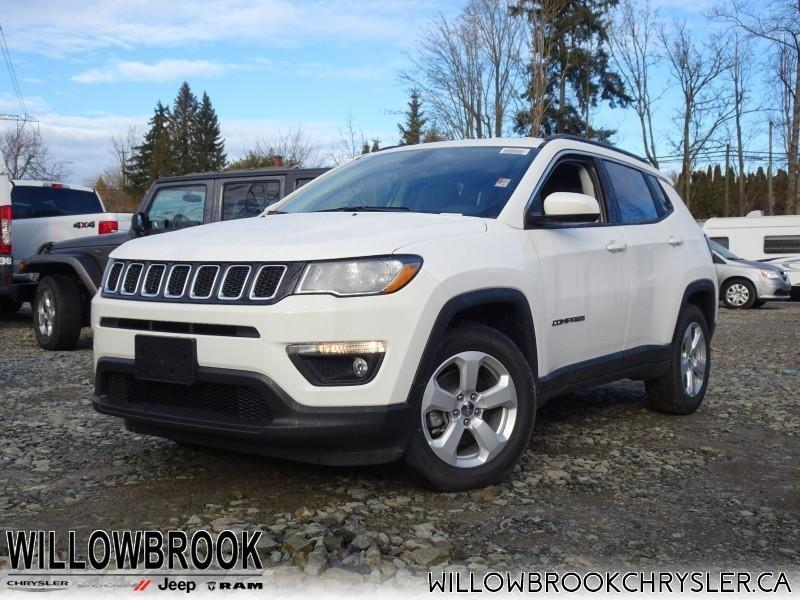 2019 Jeep Compass North #19J44