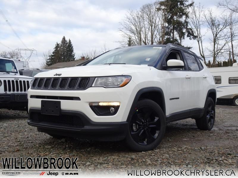 2019 Jeep Compass Altitude #19J63