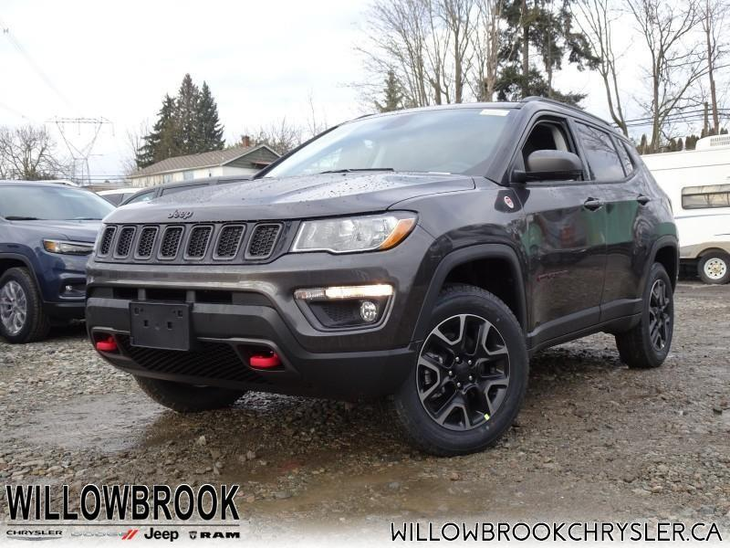 2019 Jeep Compass Trailhawk #19J60