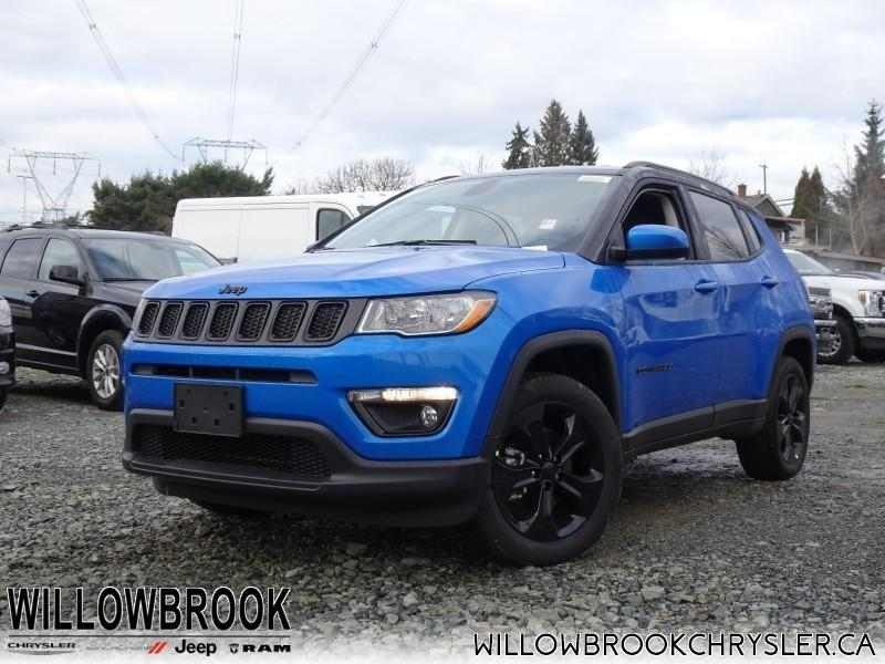 2019 Jeep Compass Altitude #19J64