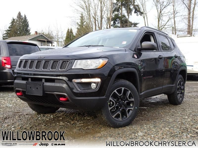 2019 Jeep Compass Trailhawk #19J61