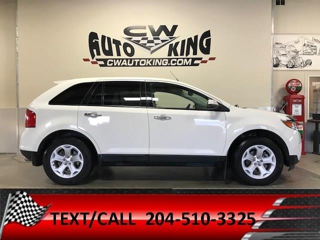 2011 Ford EDGE SEL/All Wheel/Low K/Heated Seats/Remote Start #20042355