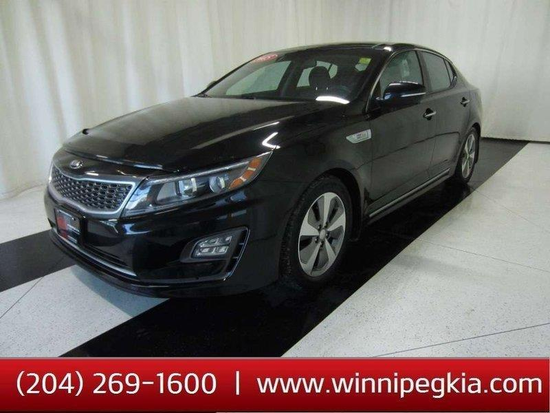 2015 Kia Optima Hybrid EX Premium #19SP897A