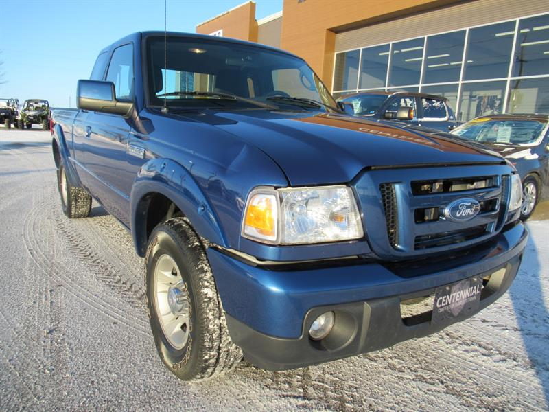 2010 Ford Ranger Sport 2WD | 5 Speed Manual #U674