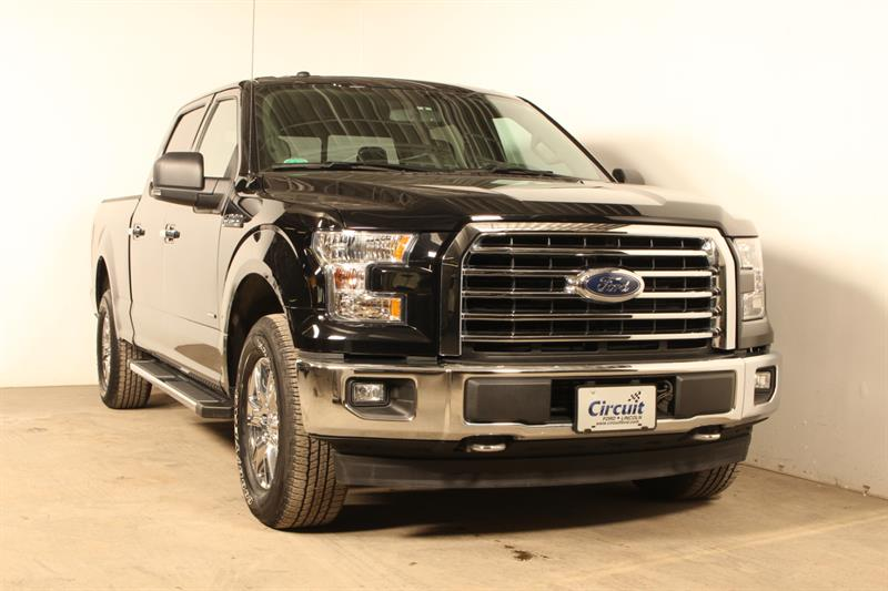 Ford F-150 2017 SuperCrew ** XTR ** GPS  #81620a