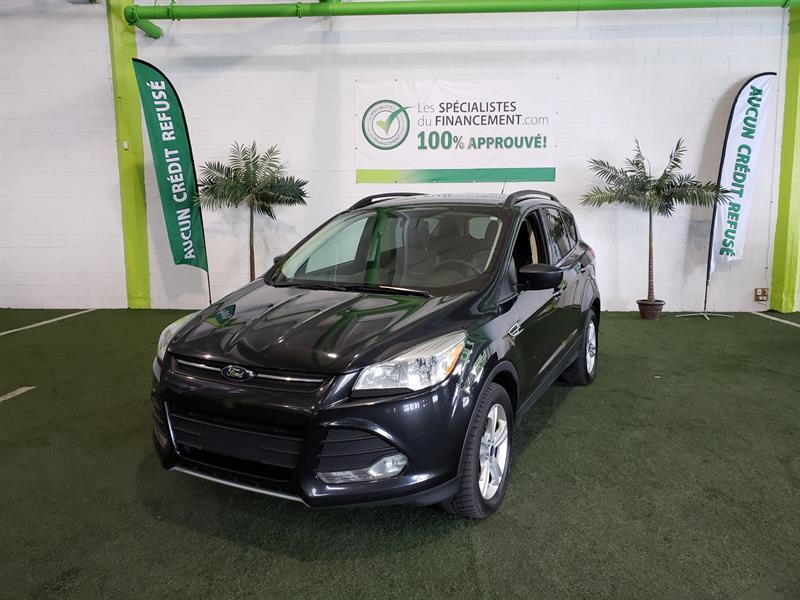 Ford Escape 2014 4WD 4dr SE #2537-01
