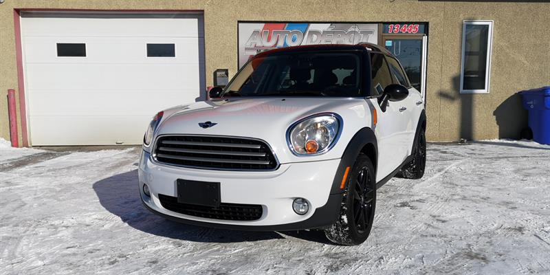 Mini Cooper Countryman 2014 FWD #6340