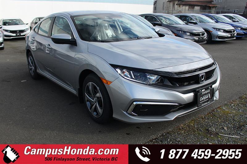 2019 Honda Civic LX #19-0152