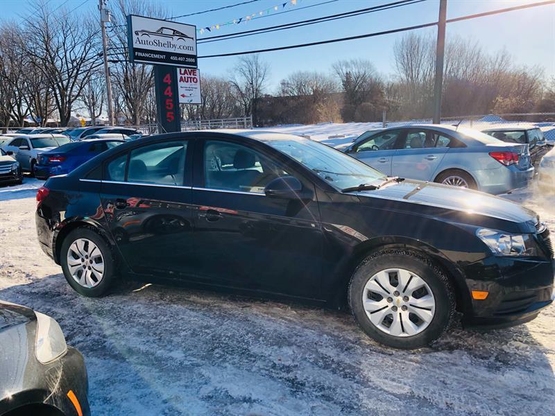 Chevrolet Cruze 2013 29$* par semaine/Financement #5311-2