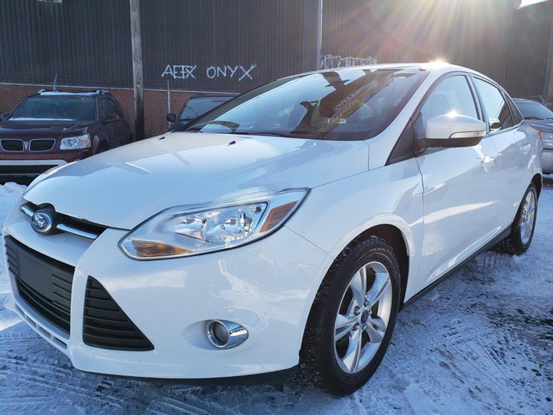 Ford Focus 2013 4dr Sdn SE #MD1592