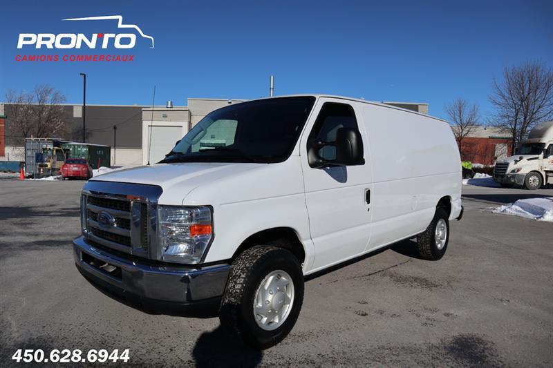 Ford Econoline Cargo Van 2013 E-250  #1748