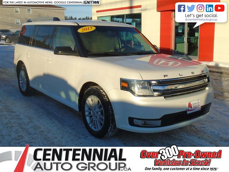 2013 Ford Flex SEL | FWD |  #9698A