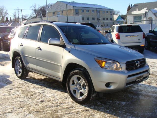 2007 Toyota Rav 4 Ltd 4x4
