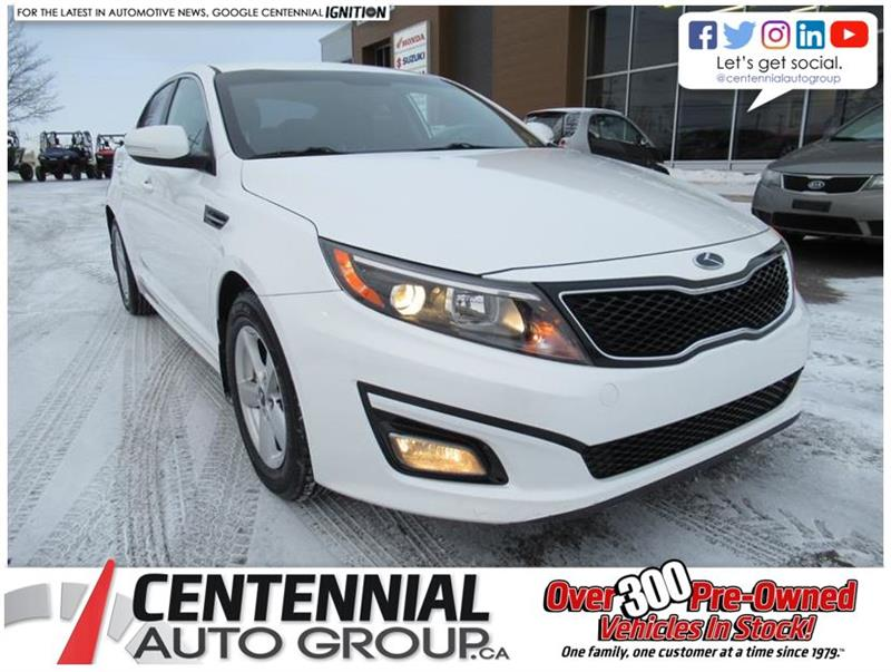 2014 Kia Optima LX | Automatic | Heated Seats #U660