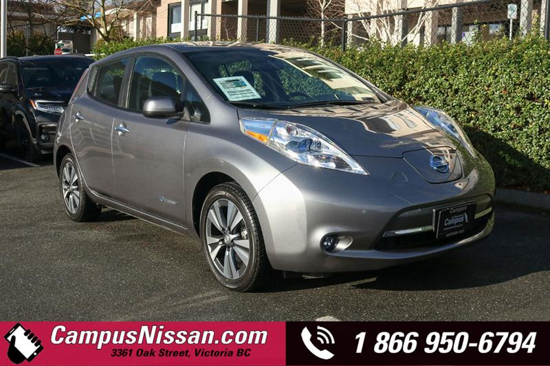 2015 Nissan Leaf | SV | FWD W/ Quick-Charge #JN3082