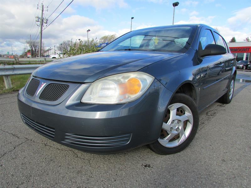 Pontiac Pursuit 2006 A/C CRUISE ECONOMIQUE!!! #3951