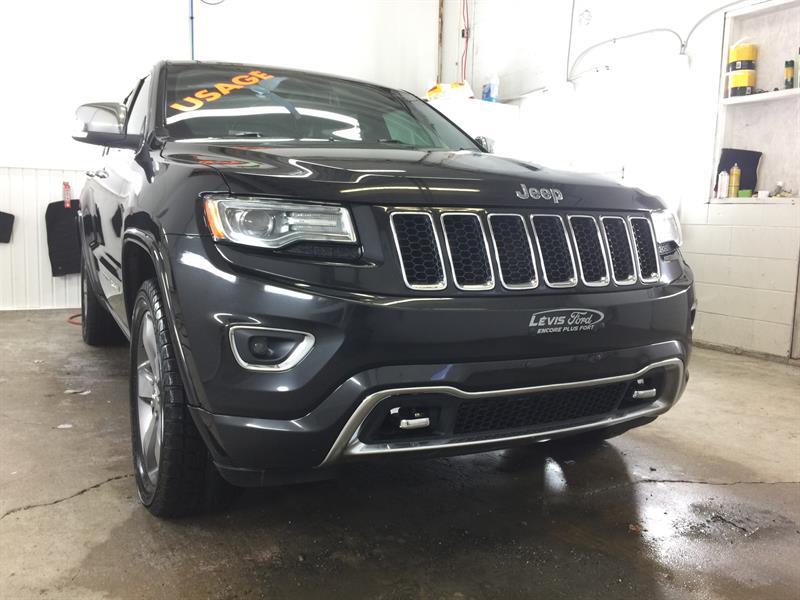 Jeep Grand Cherokee 2014 Overland #13835F