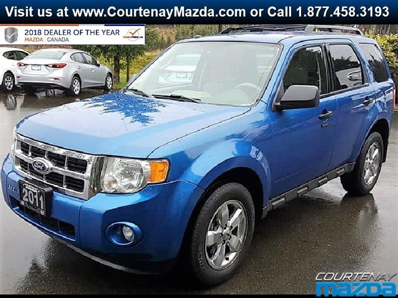 2011 Ford Escape XLT 4D Utility 4WD #P4795